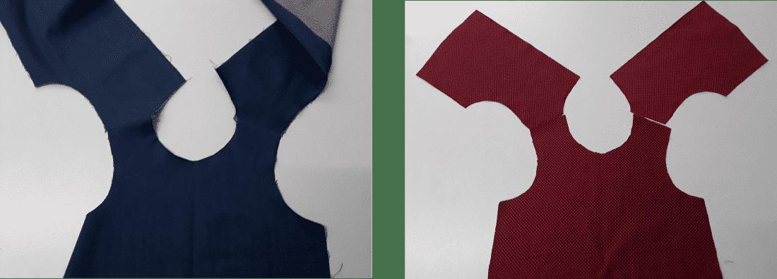 , couture débutant: robe chasuble
